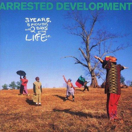 Arrested Development - 3 Years, 5 Months (LP-Vinyl)