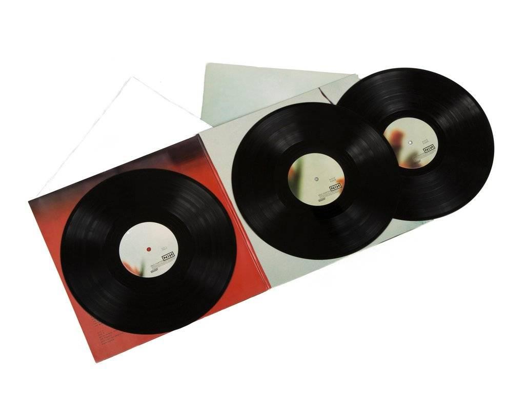 Nine Inch Nails - The Fragile (LP-Vinyl) order at - Lp - Vinyl ...