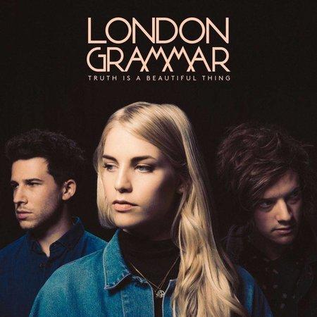 London Grammar - Truth Is A Beautiful Thing (LP-Vinyl)