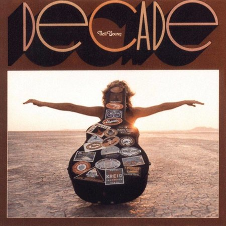 Neil Young - Decade  (LP-Vinyl)