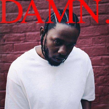 Kendrick Lamar - Damn.  (LP-Vinyl)