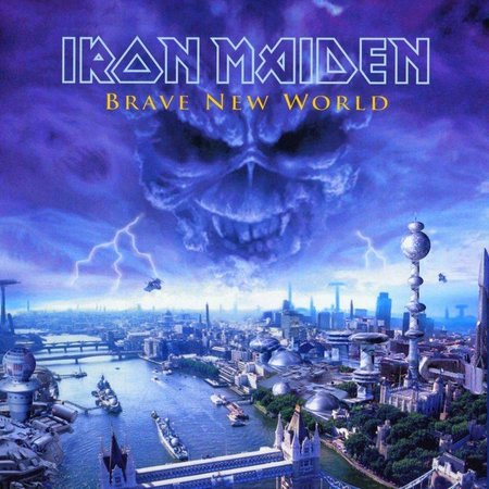 Iron Maiden - Brave New World (LP-Vinyl)