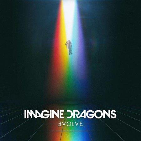 Imagine Dragons - Evolve (LP-Vinyl)