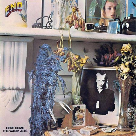 Brian Eno - Here Come the Warm Jets (LP-Vinyl)