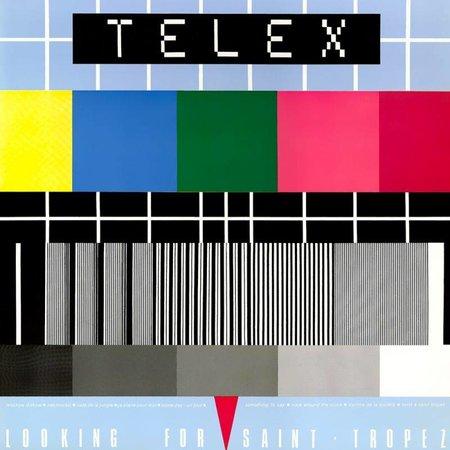 Telex - Looking for Saint Tropez  (LP-Vinyl)