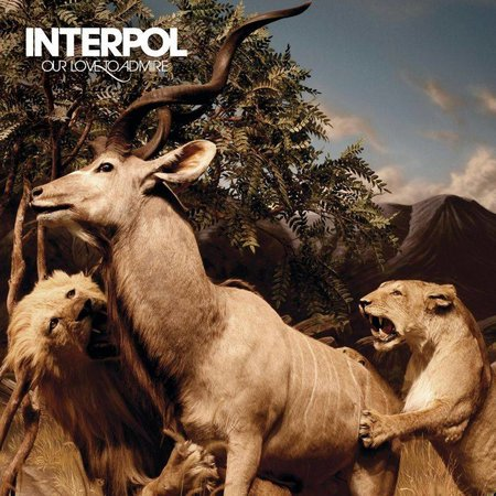Interpol - Our Love to Admire  (LP-Vinyl)