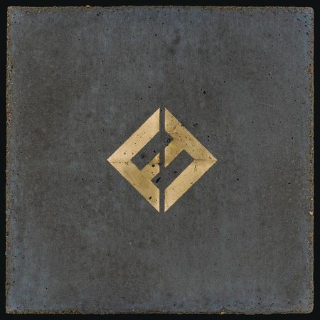 Foo Fighters - Concrete And Gold  (LP-Vinyl)