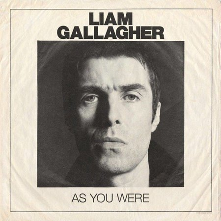 Liam Gallagher - As You Were (LP-Vinyl)