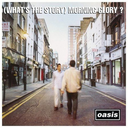 Oasis - (What's the Story) Morning Glory? (LP-Vinyl)