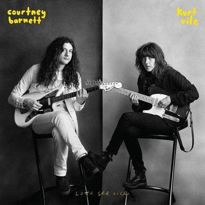 Courtney Barnett And Kurt Vile - Lotta Sea Lice