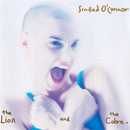 Sinead O'Connor - The Lion And The Cobra. (LP-Vinyl)