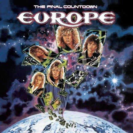 Europe - The Final Countdown (LP-Vinyl)