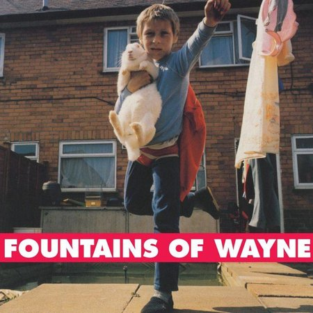 Fountains Of Wayne - Fountains Of Wayne (LP-Vinyl)