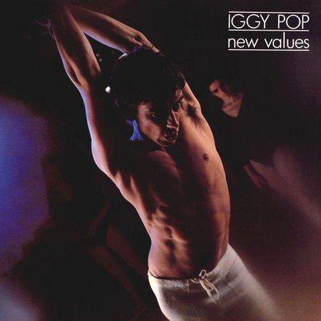 Iggy Pop - New Values (LP-Vinyl)
