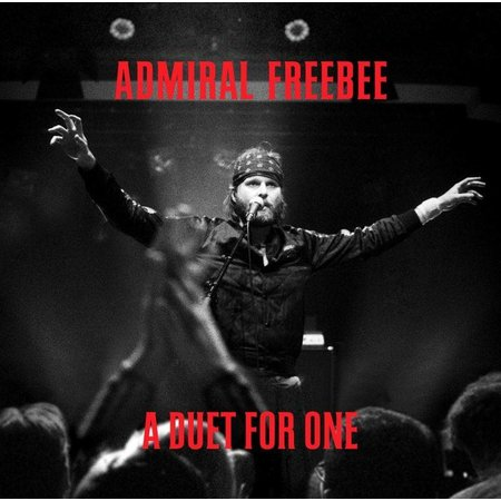 Admiral Freebee - A Duet For One (LP-Vinyl)