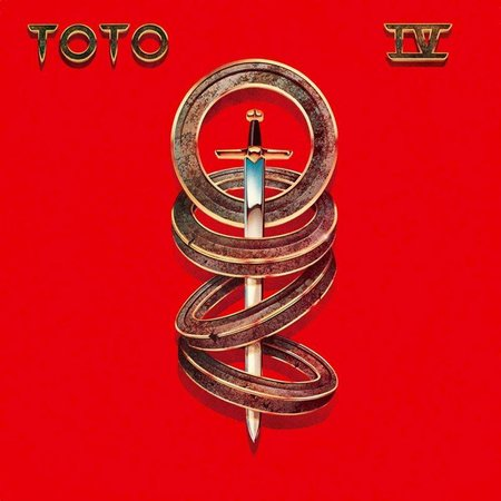 Toto - Toto IV  (LP-Vinyl)