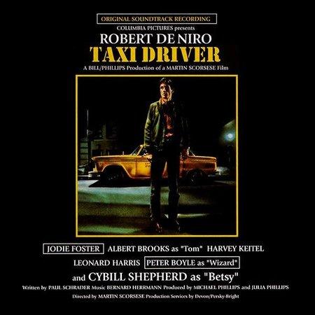 Bernard Herrmann - Taxi Driver (LP-Vinyl)