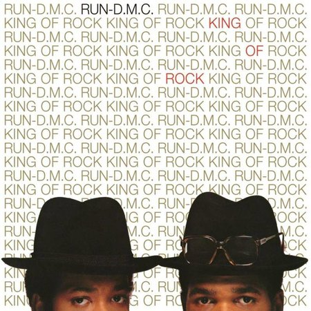 Run-Dmc - King Of Rock (LP-Vinyl)
