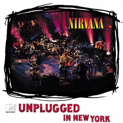 Nirvana - Mtv Unplugged In N.Y.