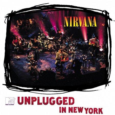 Nirvana - Mtv Unplugged In N.Y. (LP-Vinyl)