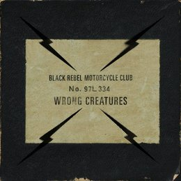 Black Rebel Motorcycle Club - Wrong
