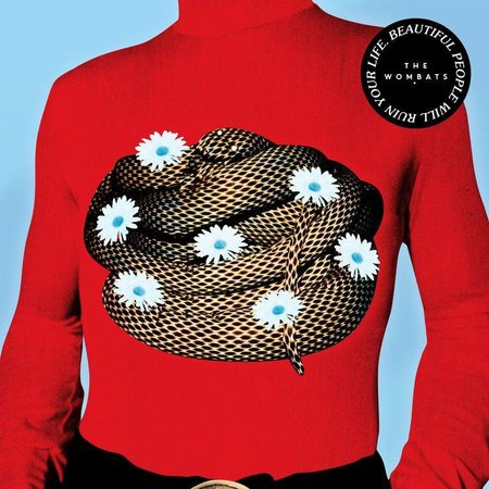 The Wombats - Beautiful People Will Ruin Your Life (LP-Vinyl)
