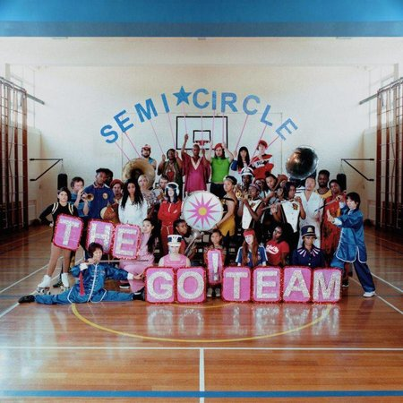 The Go! Team - Semicircle (LP-Vinyl)