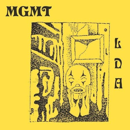 Mgmt - Little Dark Age  (LP-Vinyl)