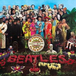 Beatles - Sgt. Pepper's Lonely Hearts Club