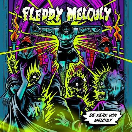 Fleddy Melculy - De Kerk Van Melculy (LP-Vinyl)