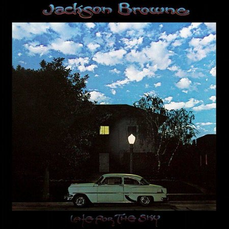 Jackson Browne - Late For The Sky  (LP-Vinyl)