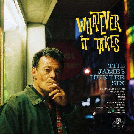 The James Hunter Six - Whatever It Takes (LP-Vinyl)
