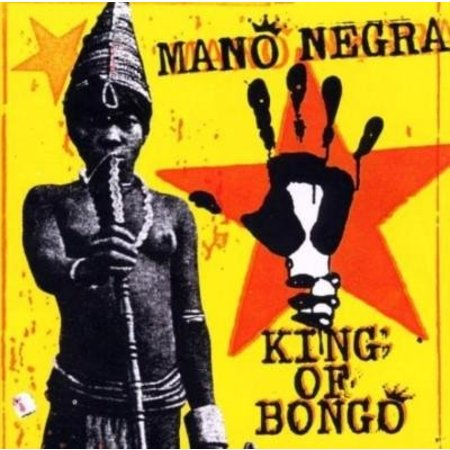 Mano Negra - King Of Bongo  (LP-Vinyl)