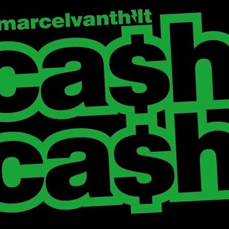 Marcel Vanthilt - Cash Cash (LP-Vinyl)