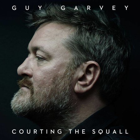 Guy Garvey - Courting The Squall (LP-Vinyl)
