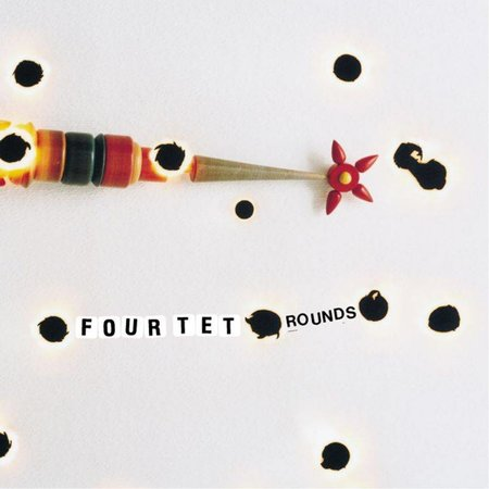 Four Tet - Rounds (LP-Vinyl)