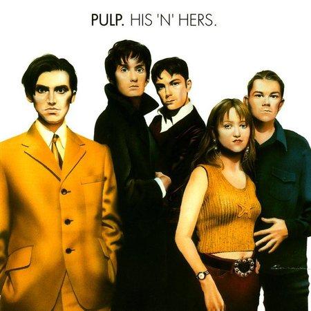 Pulp - His 'N' Hers (LP-Vinyl)