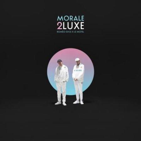 Romeo Elvis - Morale 2  (LP-Vinyl)