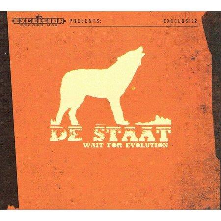 De Staat - Wait For Evolution  (LP-Vinyl)