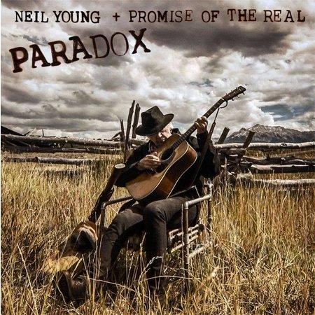 Neil Young - Paradox  (LP-Vinyl)