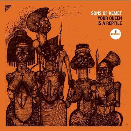 Sons Of Kemet - Your Queen Is A Reptile (LP-Vinyl)