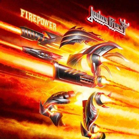 Judas Priest - Firepower (LP-Vinyl)