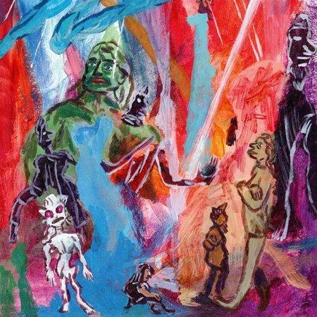 Goat Girl - Goat Girl (LP-Vinyl)