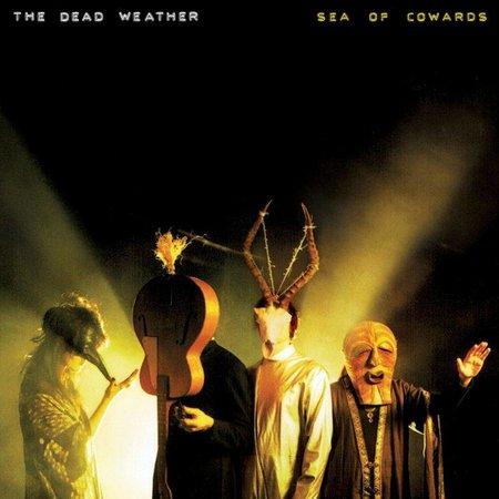 The Dead Weather - Sea of Cowards (LP-Vinyl)
