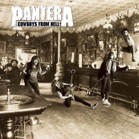 Pantera - Cowboys From Hell (LP-Vinyl)