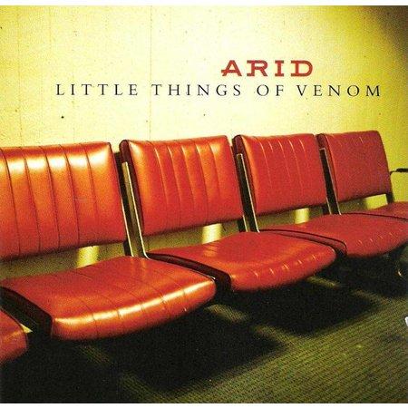 Arid - Little Things Of Venom  (LP-Vinyl)