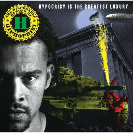 The Disposable Heroes Of Hiphoprisy - Hypocrisy Is The Greatest Luxury (LP-Vinyl)