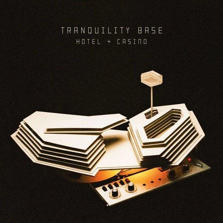 Arctic Monkeys - Tranquility Base Hotel And Casino (LP-Vinyl)