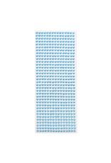 Blauwe plaksteentjes: voor vlinders en andere liefhebbers!