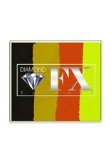 Diamond FX Splitcake Halloween schmink van DFX #50-6 Tacolicious (50 gr)